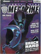 Judge Dredd Megazine Vol 5 Number 232