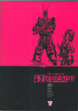 The Complete Nemesis the Warlock Volume 2