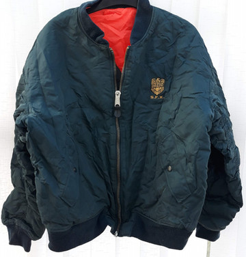 Judge Dredd 1995 Film Bomber Jacket SFX