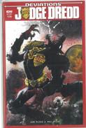 Judge Dredd Deviations 1 Cover A