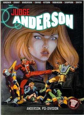 Judge Anderson: PSI Diviision (DC)