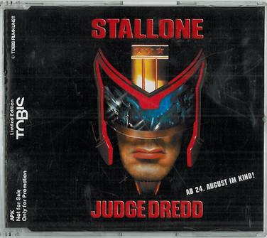 Judge Dredd 1995 Soundtrack Promo