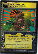 Dredd CCG: Judges - Judge Phillips