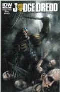 Judge Dredd 4 Cover RI