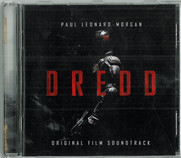 Judge Dredd 2012 Soundtrack CD