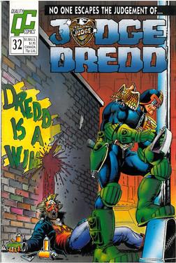 Judge Dredd 32