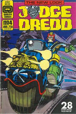 Judge Dredd 4