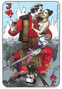 Comics 2001 Charity Playing Deck: Dante