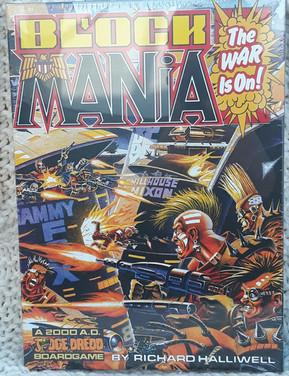 Judge Dredd Block Mania 2020 Re-release