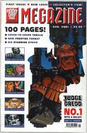 Judge Dredd Megazine Vol 4 Number 1