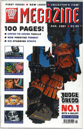 Judge Dredd Megazine Vol 4 Number 1