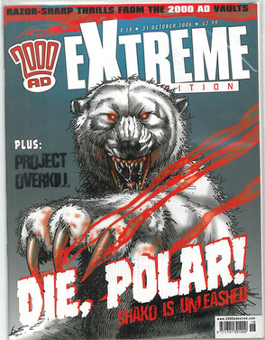 2000ad Extreme Edition 18