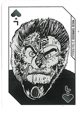 Playing Cards Megazine: Seven of Spades