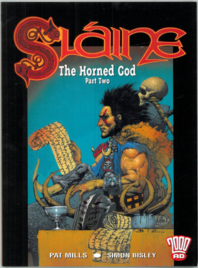 Slaine: The Horned God Part 2