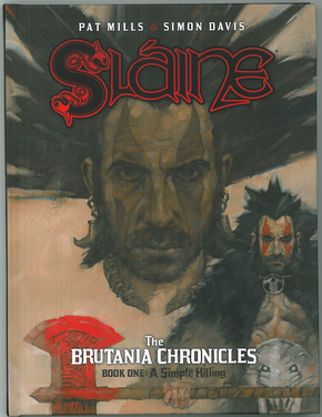 Slaine: The Brutania Chronicles Book 1