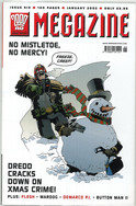 Judge Dredd Megazine Vol 4 Number 6