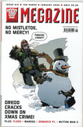 Judge Dredd Megazine Vol 4 Number 6