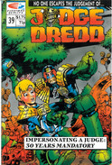 Judge Dredd 39
