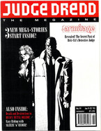 Judge Dredd Megazine Vol 2 Number 19