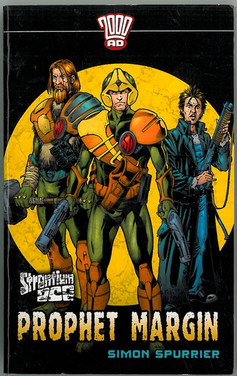 Black Flame : Strontium Dog Prophet Margin