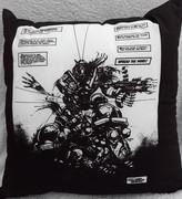 ABC Warriors Cushion