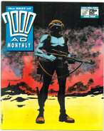 Best of 2000ad Monthly 45