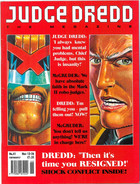Judge Dredd Megazine Vol 2 Number 41