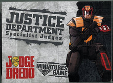 Mongoose: Boxset Justice Department Specialist Judges