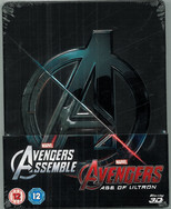 Avaengers Assemble & Age of Ultron