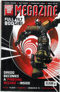 Judge Dredd Megazine Vol 4 Number 7