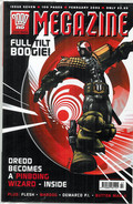 Judge Dredd Megazine Vol 4 Number 7