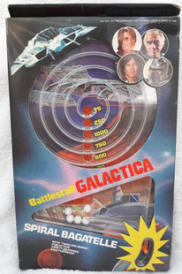 Bagatelle Game : Spiral