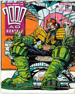Best of 2000ad Monthly 46