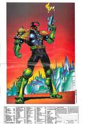 Fleetway Comics Promo Poster