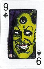 Playing Cards SFX: Nine of Clubs