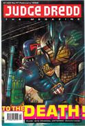 Judge Dredd Megazine Vol 1 Number 17