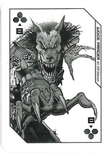 Playing Cards Megazine: Eight of Clubs