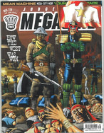 Judge Dredd Megazine Vol 5 Number 220