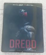 Dredd 2012 Blu-Ray Steelbook Dutch