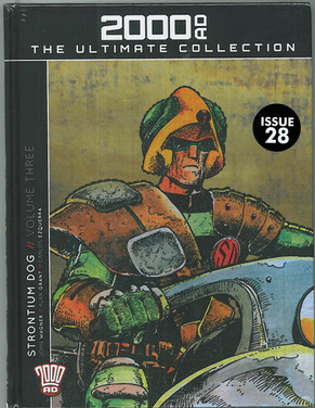 2000ad The Ultimate Collection: Strontium Dog Volume Three