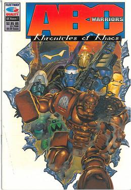ABC Warriors Khronicles of Khaos 1