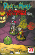 Rick and Morty: Dungeons and Dragons 1s
