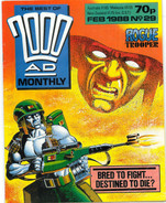 Best of 2000ad Monthly 29