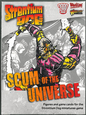 Warlord: Strontium Dog Scum of the Universe