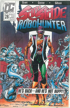 Robo-Hunter 28