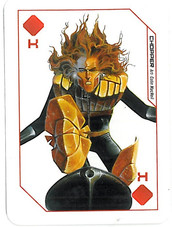 Playing Cards Megazine: King of Diamonds