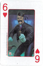 Playing Cards SFX: Six of Hearts