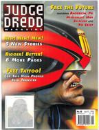 Judge Dredd Megazine Vol 2 Number 50