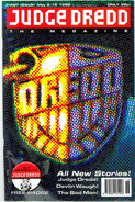 Judge Dredd Megazine Vol 2 Number 1