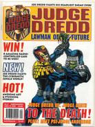 Judge Dredd Lawman of the Future 9
